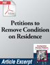 Petitions to Remove Condition on Residence: Waivers and Late Filings (.PDF)
