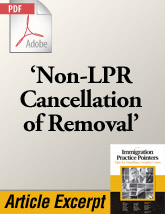 Non-LPR Cancellation of Removal (.PDF)