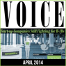 VOICE (April 2014): Start-Up Companies Still Fighting for H-1Bs