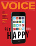 VOICE (November 2013): Get Happy