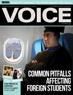 VOICE (August 2013): Common Pitfalls Affecting Foreign Students