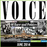 VOICE (June 2014): Of Race and Politics