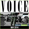 VOICE (May 2014): Breaking Boundaries